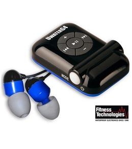 Fitness Technologies UwaterG4 4GB Waterproof MP3 Player