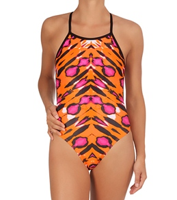 Speedo Limited Edition Flipturns Front and Center Extreme Back