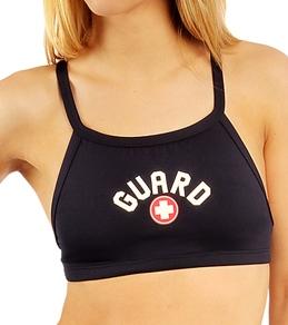 TYR Guard Diamondback Workout Bikini Top