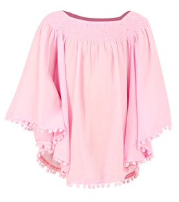 Seafolly Girls' Flamenco Tunic (6-14yrs)