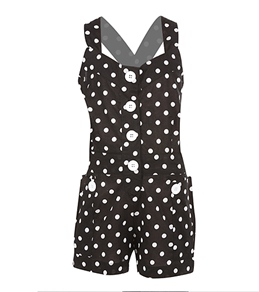 Seafolly Girls' Beach House Playsuit