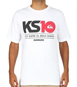 Quiksilver KS10 S/S T-Shirt