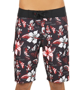 "Quiksilver Cypher Backcountry 21"" Tech Boardshorts"
