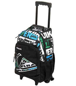 Quiksilver Roll Out Rolling Backpack