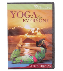 Wai Lana Yoga For Everyone Strengthening DVD