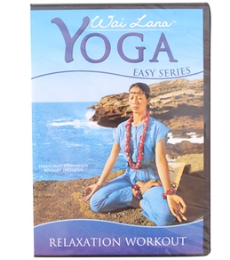 Wai Lana Yoga Easy Series Relaxation Workout DVD