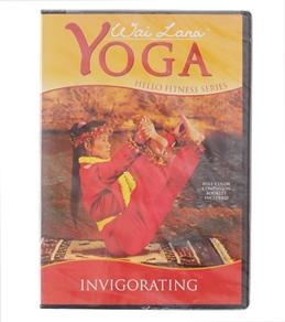 Wai Lana Yoga Hello Fitness Invigorating DVD