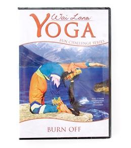Wai Lana Yoga Fun Challenge Burn Off DVD
