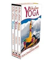 Wai Lana Yoga Fun Challenge TriPack DVD