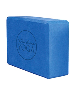 Wai Lana Foam Yoga Block 3""