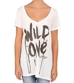 Billabong Girls' Wordy S/S T-Shirt