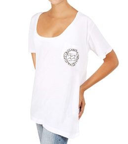 Billabong Girls' Spray Paint S/S T-Shirt