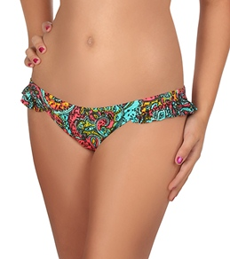 Billabong Women's Hippie Harmony Mae Ruffled Bottom