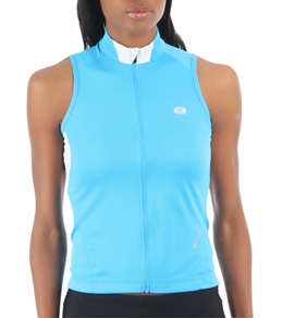 Sugoi Womens' Evolution S/L Sleeveless Cycling Jersey