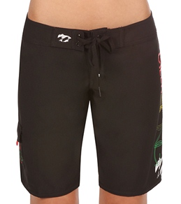 "Billabong Girls' Taylor Technical 9"" Boardshorts"