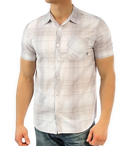 O'Neill Guys' Achieva S/S Button-Up Shirt