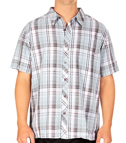 O'Neill Guys' Clearwater S/S Button-Up Shirt