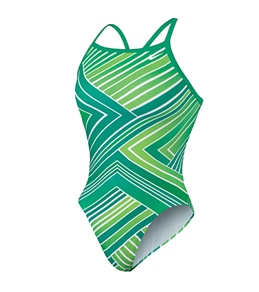 Nike Swim Zig Zag Lingerie Tank