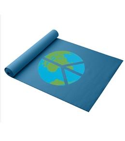 Gaiam Peace on Earth 3mm Yoga Mat