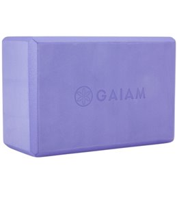 Gaiam Essential Yoga Block