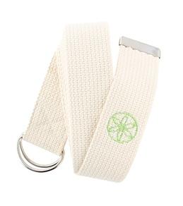 Gaiam Organic Cotton Yoga Strap 8'