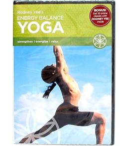 Gaiam Energy Balance Yoga DVD