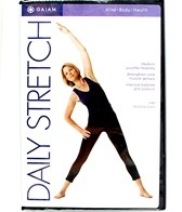 Gaiam Daily Stretch Yoga DVD