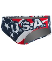 Turbo USA Liberty Water Polo Brief