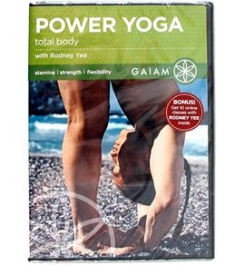 Gaiam Power Yoga Total Body Workout DVD