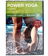 Gaiam Power Yoga Total Body Workout DVD
