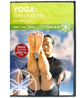 Gaiam Yoga Core Cross Train DVD