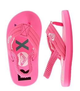 Roxy Teenie Wahine Tide Flip Flops