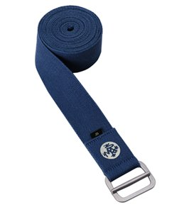 Manduka Cotton Yoga Strap 10'