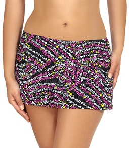 Sunsets Blossom Swim Skirt Bottom