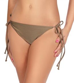 Roxy Moroccan Beach Brazilian Tie Side Bottom
