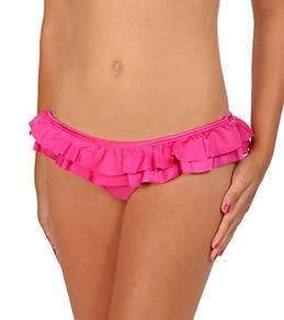 Roxy Moroccan Beach Ruffle Bottom