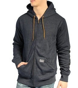 Hurley Men's Only One Zip Up Hoodie