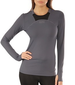 Gore Women's Air 2.0 Long Sleeve Running Shirt