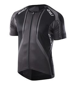 2XU Men's Sub Cycling Short Sleeve Jersey