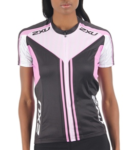 2XU Women's Sub Cycling Short Sleeve Jersey