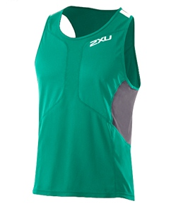 2XU Men's Comp Run Singlet