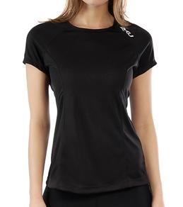 2XU Women's Carbon X Short Sleeve Top
