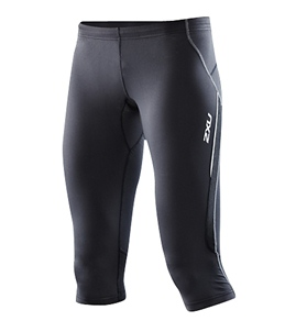2XU Women's Active 3/4 Run Tights