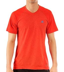 Adidas Outdoor Men's SuperTrekking Short Sleeve Running Tee