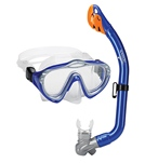 Speedo Jr. Hyperdeep Mask & Snorkel Set