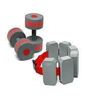 Speedo Aqua Fitness Barbell & Belt Combo