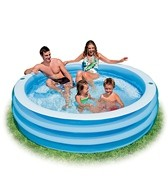 Wet Products Swim Center Blue Round 80 Pool