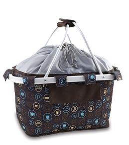 Picnic Time Metro Fashion Prints Cooler Basket