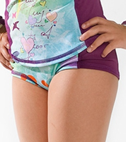 Girls4Sport Toddler Fairy Garden Hipster Bottom