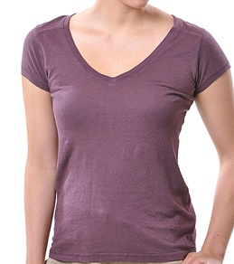 Gramicci Yoga Women's Tara V-Neck Shirt